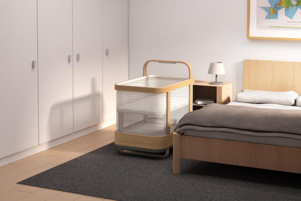 Cradlewise Bassinet Bedroom 32