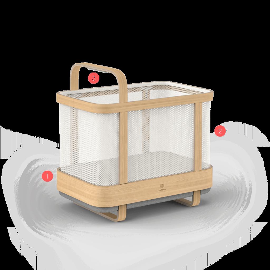 CradleWise Smart Bassinet